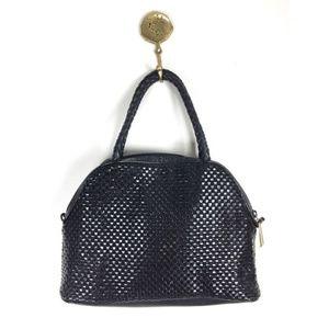 Valeria Stevens Leather Handbag